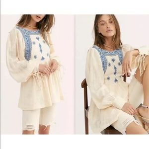 Free People Tunic Top size SP